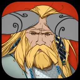 Ícone do app Banner Saga