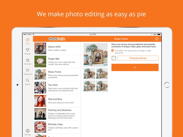 PhotoFunia on the App Store