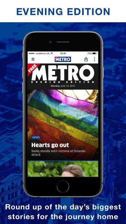 Metro Newspaper Digital Edition