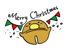 GUJI'S CHRISTMAS − NHH Stickers