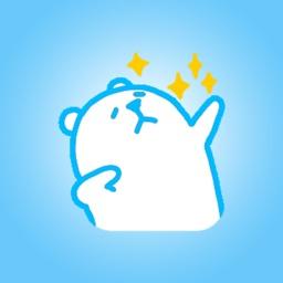 Umka Bear Best Stickers