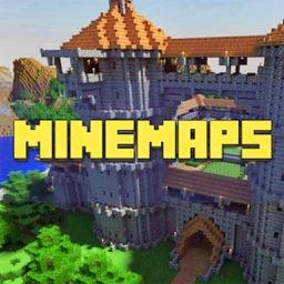 Maps for minecraft PE & Minemaps