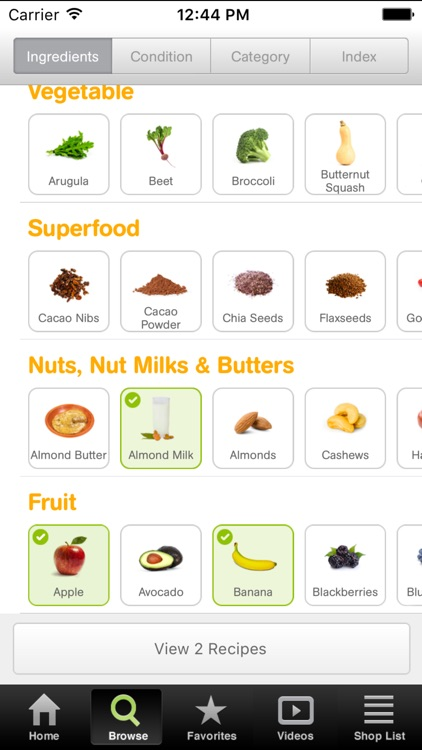 101 Smoothie Recipes screenshot-2
