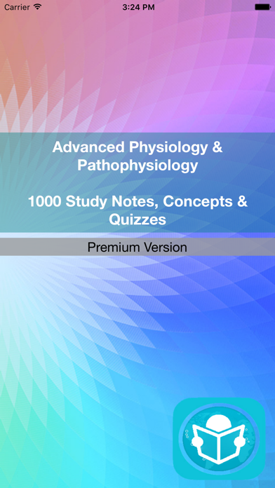 Advanced Physiology & Pathophysiology Exam Review Screenshot on iOS