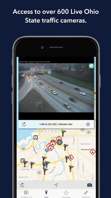Ohio Roads - Traffic Reports & Cameras