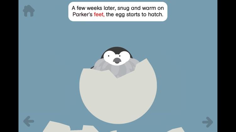 Rounds: Parker Penguin screenshot-3