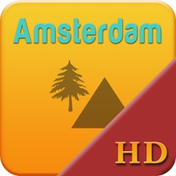 Amsterdam Offline Map City Guide