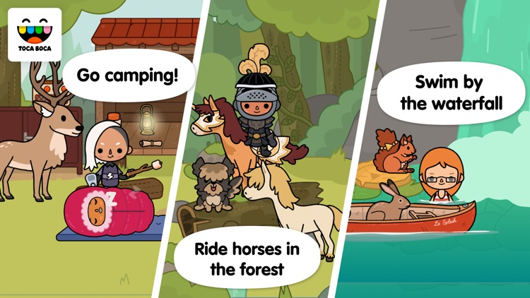 Toca Life: Stable screenshot-1