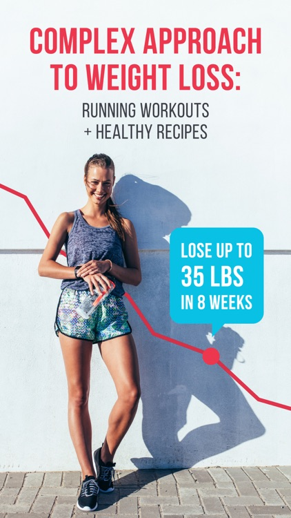 RUNNING for weight loss: workout & meal plans