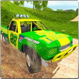 Extreme Off-Road 4x4 Jeep Drive Simulator