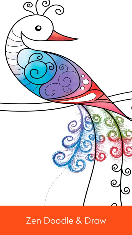 Chroma - Coloring Book for Adults screenshot-4