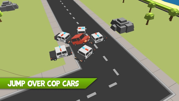 Police Offroad Escape Chase screenshot-3
