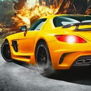 Super Sports Car Racing Great Mania Pro