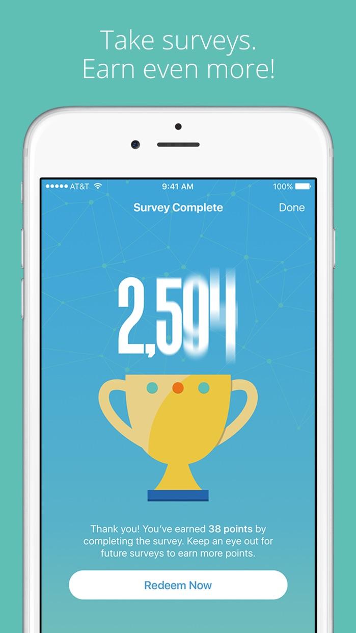 Panel App - Prizes & Rewards Screenshot
