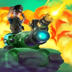 Tanks Battle - City Attack