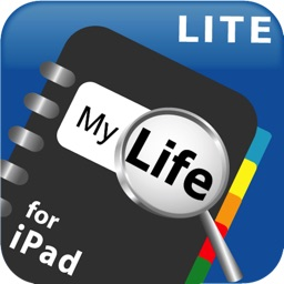 Life Inventory for iPad Lite with optional Mock da