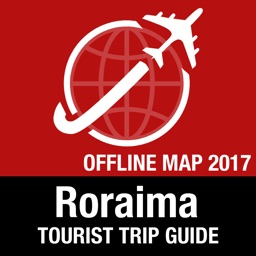 Roraima Tourist Guide + Offline Map