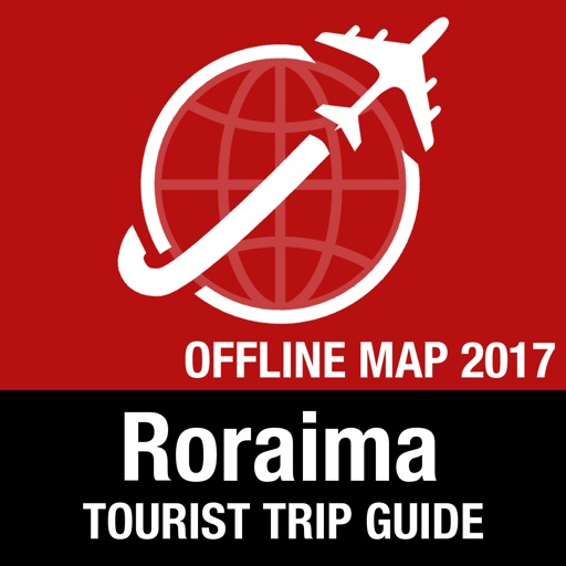 Roraima Tourist Guide + Offline Map