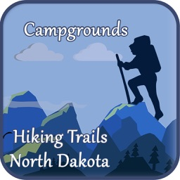 North Dakota - State Campgrounds & Hiking Trails