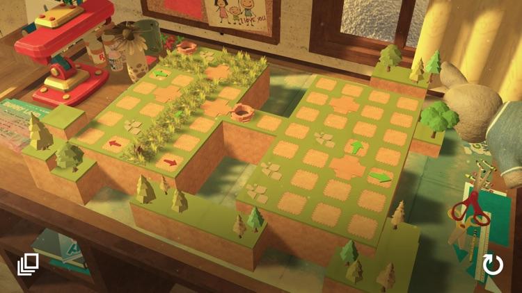 Evergrow: Paper Forest screenshot-4