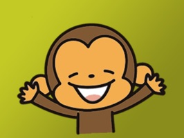 Best Funny Monkey Stickers
