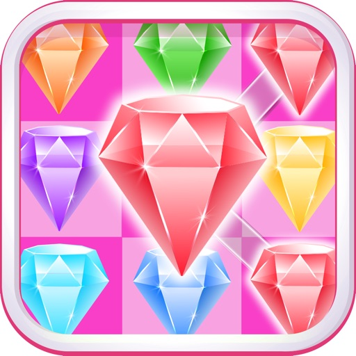 Jewel Charming Star Deluxe - Connect &  Match3