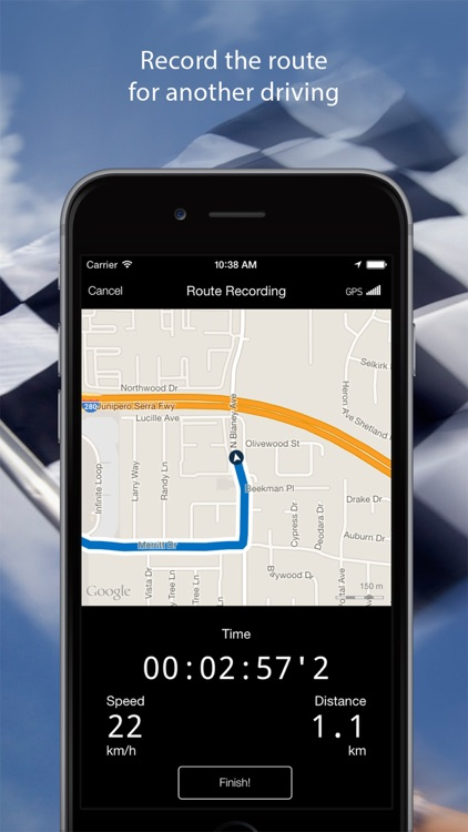 Co-Pilot RT — Rally sport app powered by Hudway