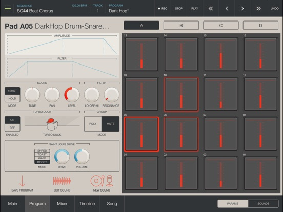 Screenshot #6 pour iMPC Pro