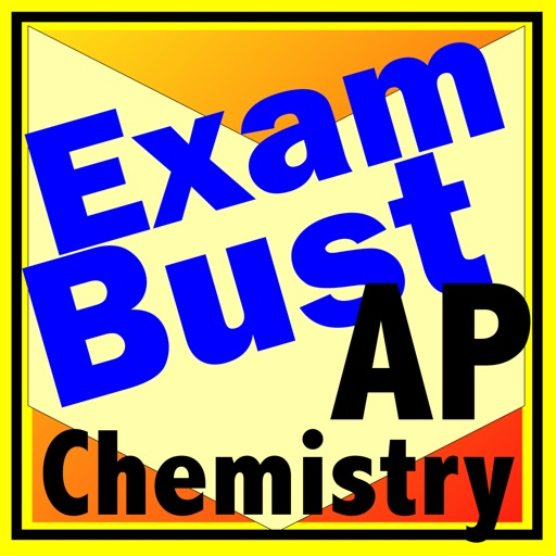 AP Chemistry Prep Flashcards Exambusters icon