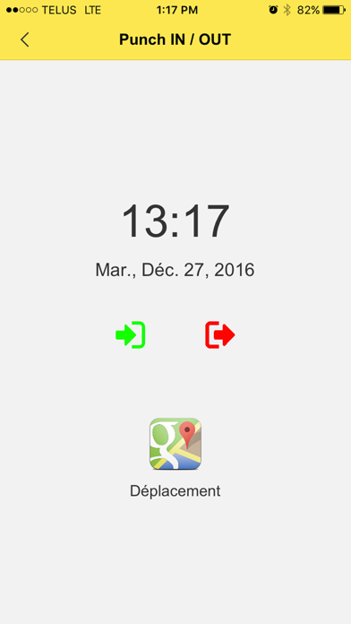 Un Quart Salarié screenshot three