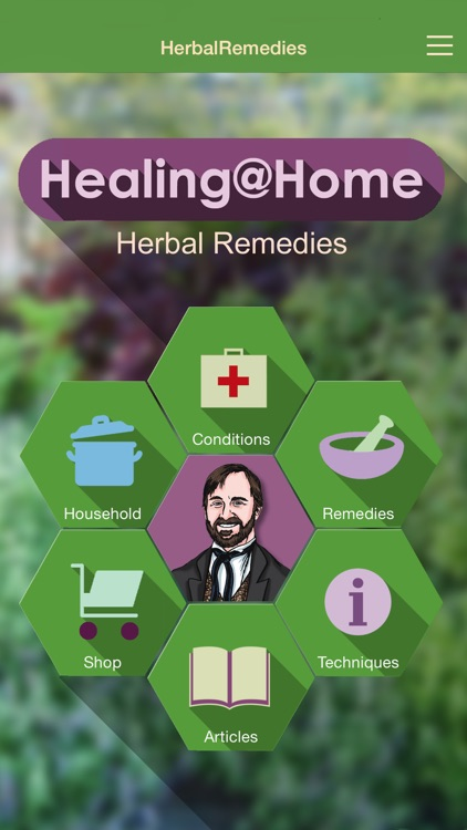 Herbal Remedies - Healing at Home