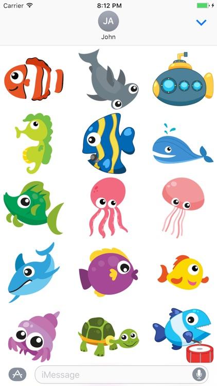 Sea - Fc Sticker