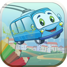 Activities of Cars Coloring Book For Kid
