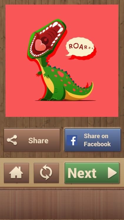 Dinosaur Puzzle Games for Kids screenshot-4