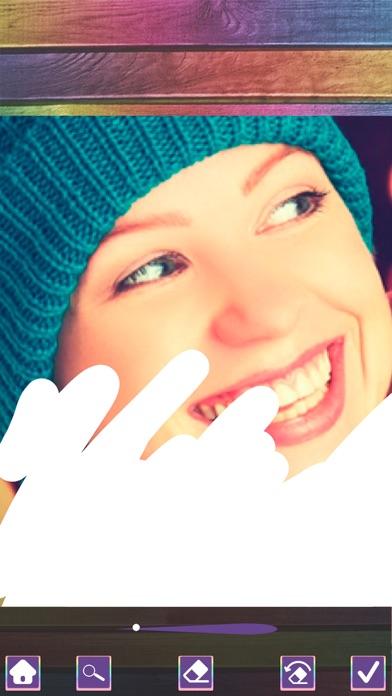 Cut Paste Foto-Editor - Aufkleber für FotosScreenshot von 5