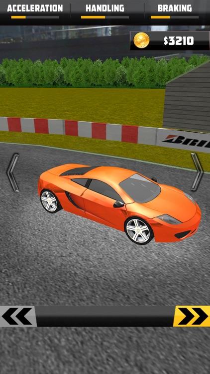Real Turbo Thumb Car Racing - PK Race screenshot-3