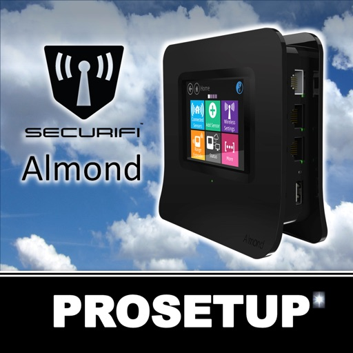 Pro Setup for Securifi Almond + other devices