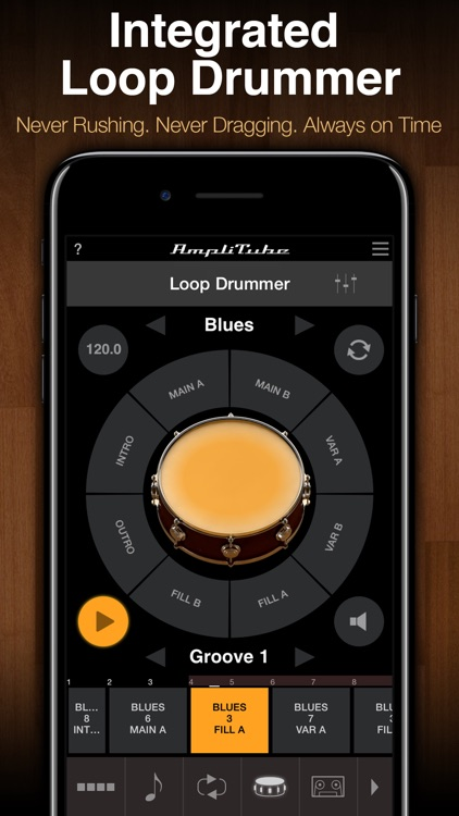 AmpliTube CS app image