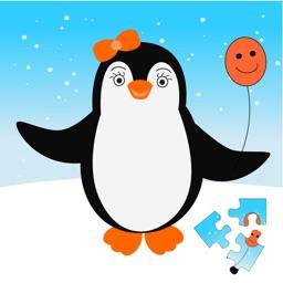 Polly de Pinguïn puzzel