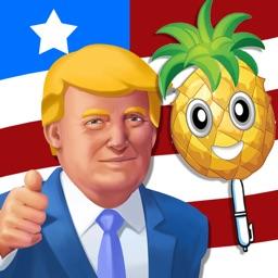 Trump Pineapple Pen Long Challenge - I have a pen