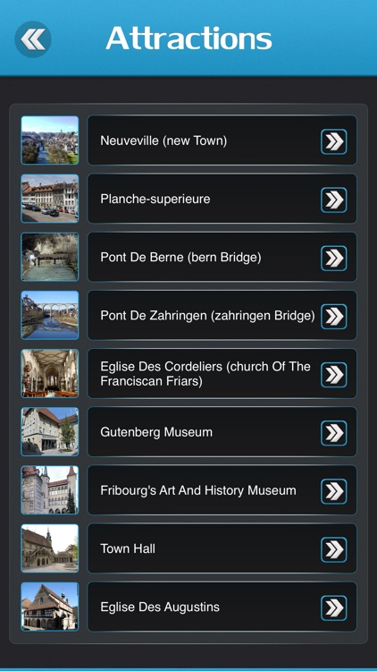 Fribourg Travel Guide screenshot-2