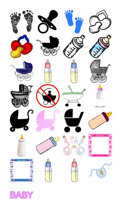 Babies Nine Sticker Pack