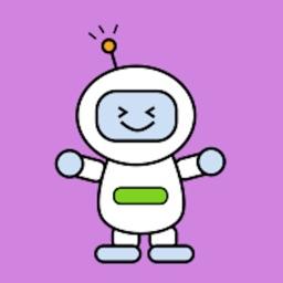 Robot Moji- Kawaii emoji