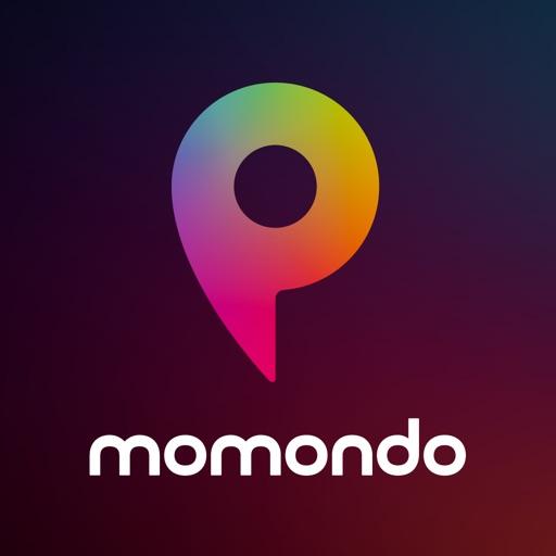 Madrid travel guide & map - momondo places app logo