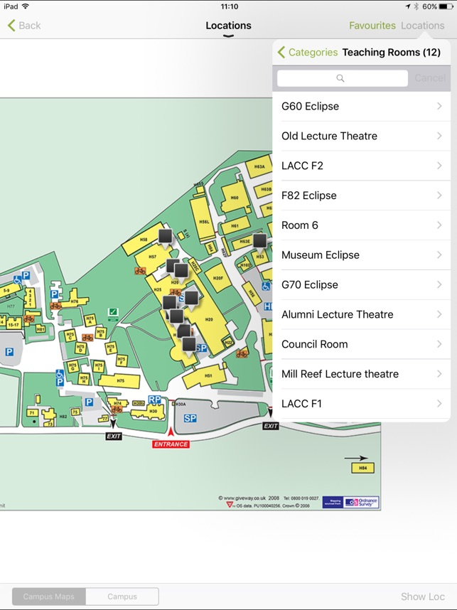 Rvc Campus Map.Rvc Campus Map Www Imagenesmy Com