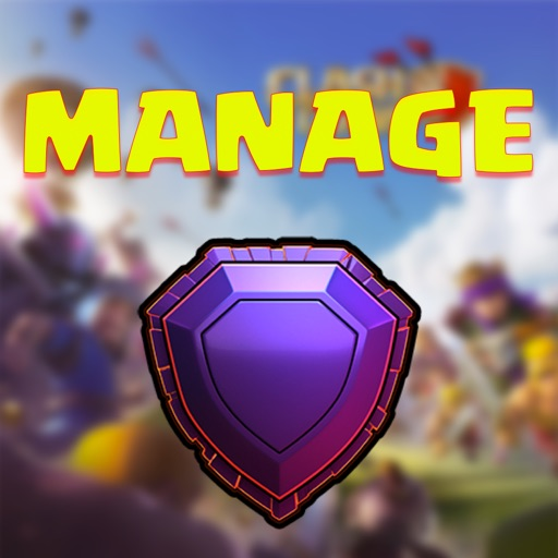 Manage your Clan - Clash it icon