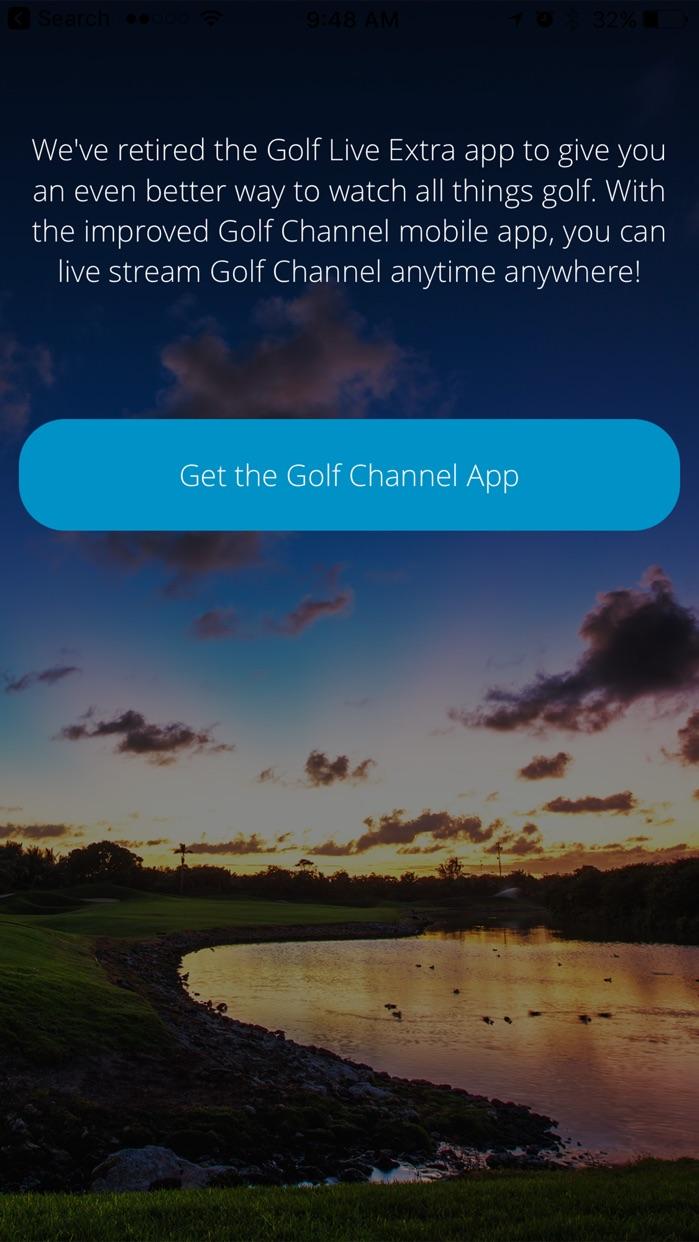 Golf Live Extra Screenshot