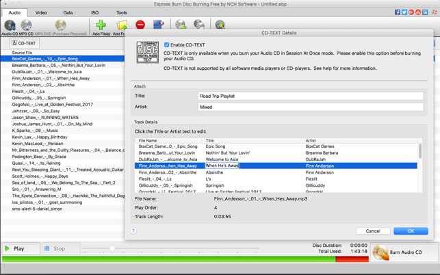 Part 1. How to Burn Music to CD on Mac with iTunes