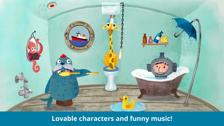 KlangDings - House of Music and Sound for Kids screenshot-0