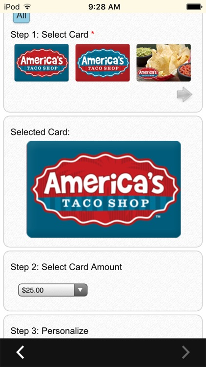 America's Taco Shop screenshot-4